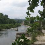 Zwei freie Tage am Fluß